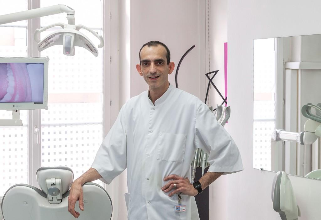 Cyril Berrebi dentiste à Grenoble