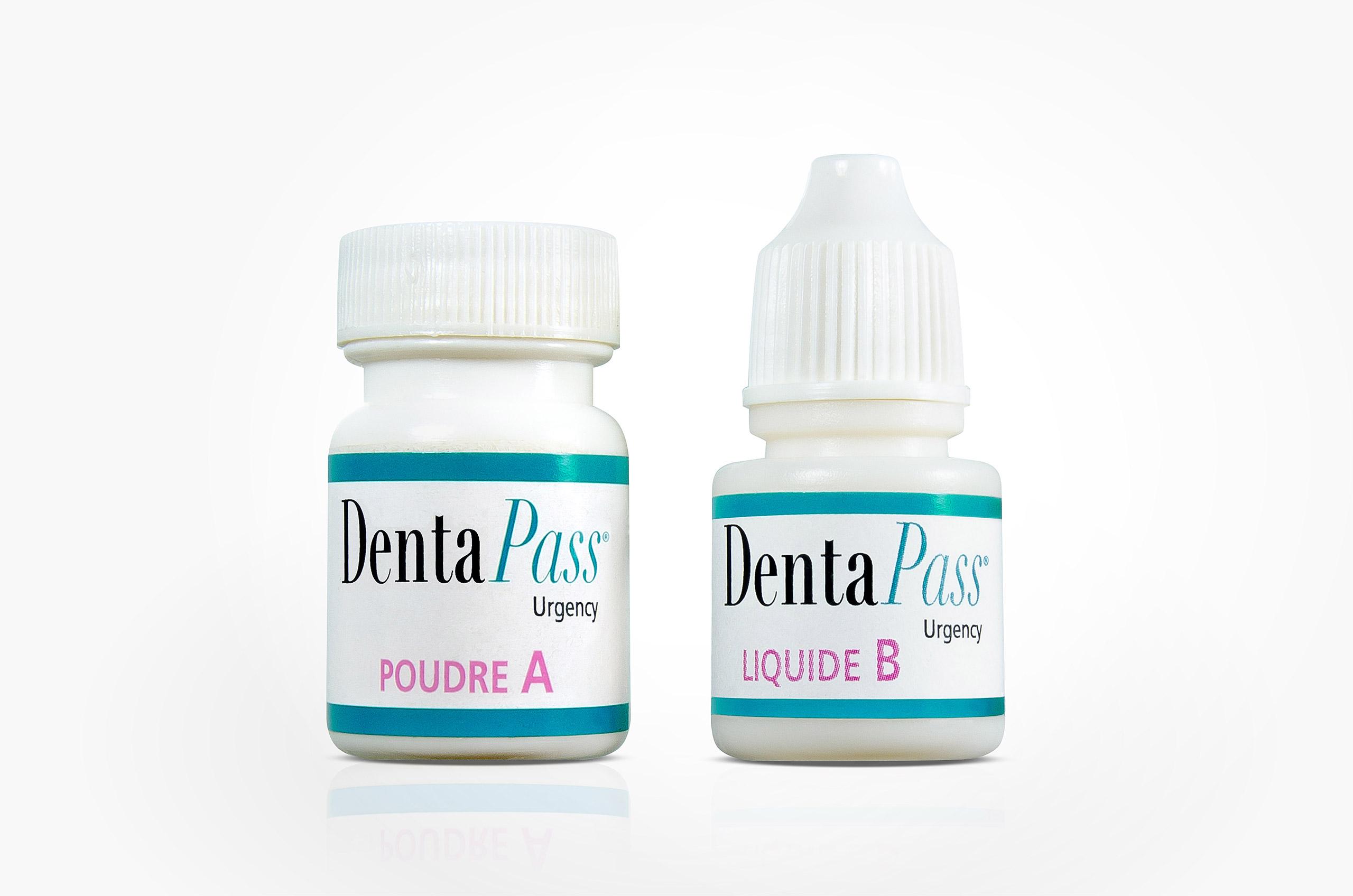 Ciment dentaire pour Kit Dentapass