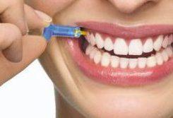 Nettoyage espaces inter dentaires-dentapass